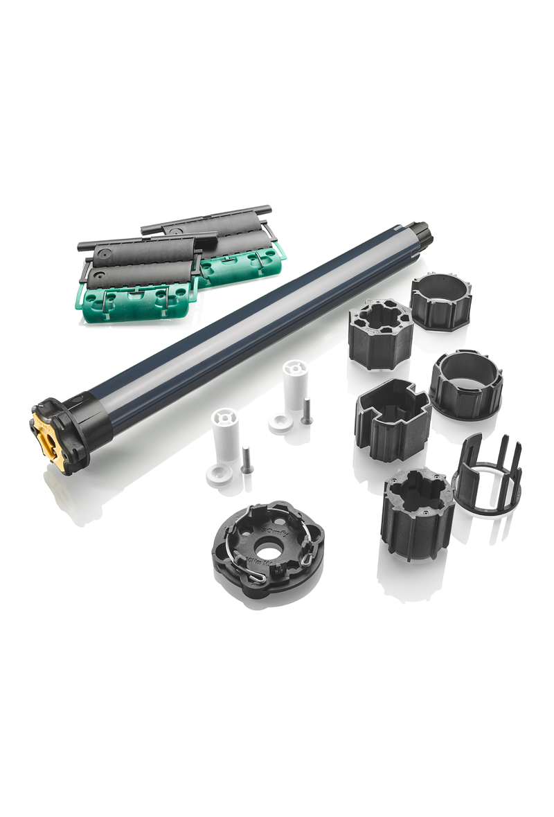 somfy kit remplacement moteur volet roulant rts p fen tre so 2401531 expert domotique. Black Bedroom Furniture Sets. Home Design Ideas