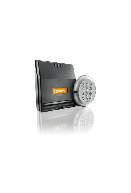 Somfy Clavier à code rond filaire (so 2400581)