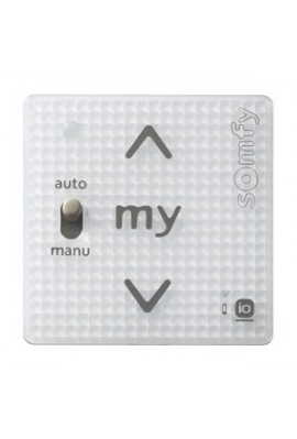 Somfy module Smoove sensitif IO Auto/Manu blanc (so 1811013)