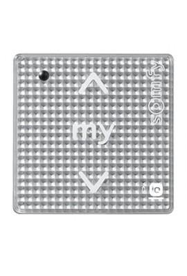 Somfy module Smoove sensitif IO acier (so 1811007)