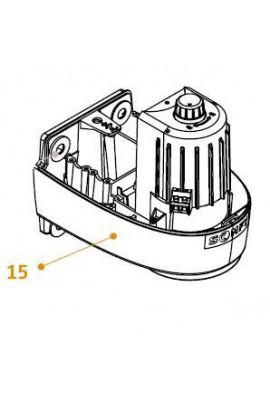 Somfy Moteur de remplacement pour SGA 5000/6000/4100 - AXOVIA 220A/220A NS/220B NS (so 9013323) Livré sans capot