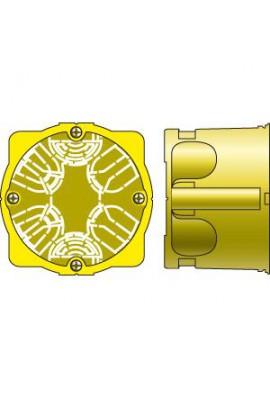 Somfy Boitier rond pour cloison sèche prof. 50 mm (so 9660080)