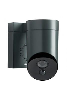 Somfy caméra de surveillance extérieure outdoor grise (so 1870347)