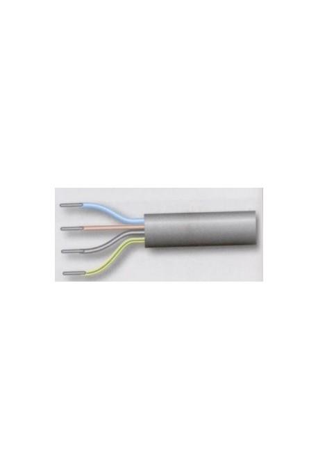 SOMFY Câble électrique gris 4 conducteurs (SO 9128640)