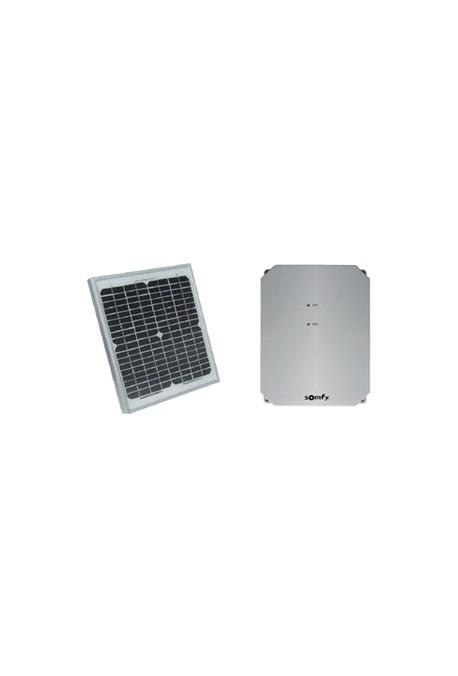 Somfy kit d'alimentation solaire V09 (so 2400961)