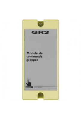 Somfy Module de commande groupée GR3 (so 1810054)