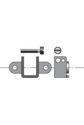 Somfy étrier carré diam. 16mm (so 9127808)