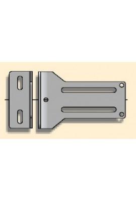 Somfy plaque PH zinguée pour support moteur diam.50 (so 9129591)