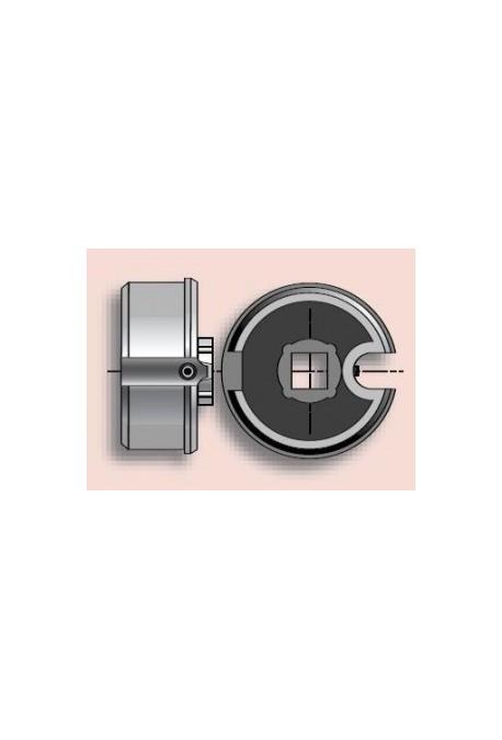 SOMFY Embout sans axe pour tube diam. 63 (SO 9129632)