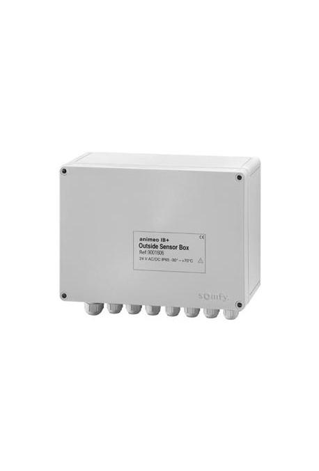 Somfy boîtier de capteurs météo extérieur (so 9001606)