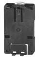 Somfy adaptation platine rail DIN (so 9008049)