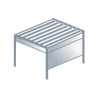 Somfy moteur vérin pergola lames 24V 300 mm 0° (so 1240262)