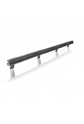 Somfy 1 metre de crémaillère nylon (so 2400501) Livrée par 3 éléments de 33 cm