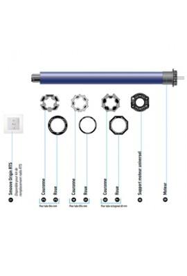 Somfy kit remplacement moteur volet roulant RTS p-fenêtre (so 1240389)