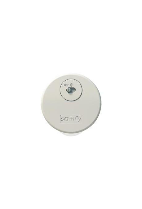 Somfy Capteur solaire d'intérieur Sunis RTS wirefree volet roulant (so 2401021)