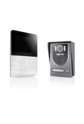 Somfy visiophone V100 Plug and Play (so 2401330)