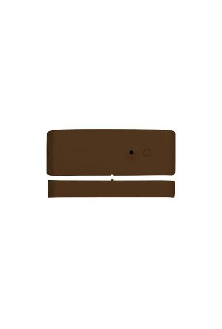 Somfy alarme : détecteur d'ouverture marron (so 1875057)