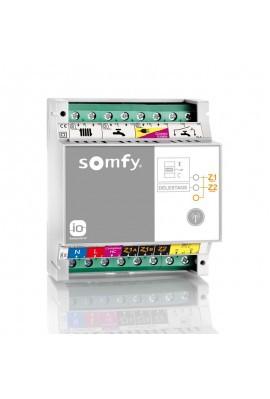Somfy capteur de consommation électrique (so 2401224) compatible avec la box domotique Tahoma