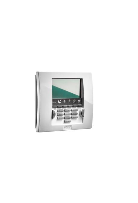 Somfy alarme : clavier LCD lecteur de badge keeper (so 1875161)