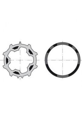 Somfy roue et couronne moteur diam 50 tube ZF54 (so 9001465)