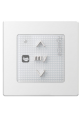 Somfy smoove RS100 origin iO avec cadre (so 1811717)