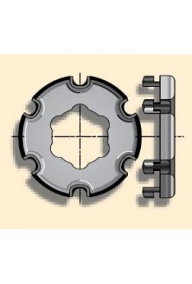 Somfy support moteur universel acier (so 9206029)