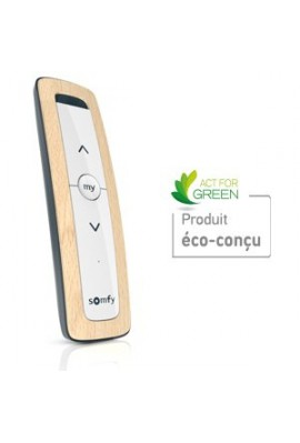 Somfy Télécommande Situo 1 io natural II (so 1870319)