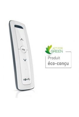 Somfy situo 1 io pure (so 1800463) remplace so 1800112 télécommande io homecontrol 1 canal, individuelle ou de pièce - prix dégr
