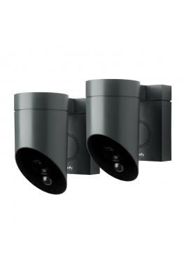 Somfy outdoor caméra grise (so 2401563)