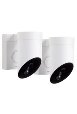Somfy outdoor caméra blanche (so 2401560)
