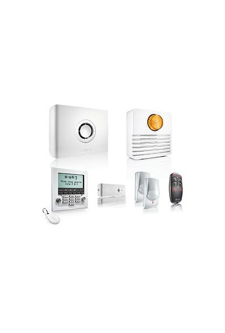 Somfy Pack alarme Protexiom ultimate GSM animaux (so 2401425)
