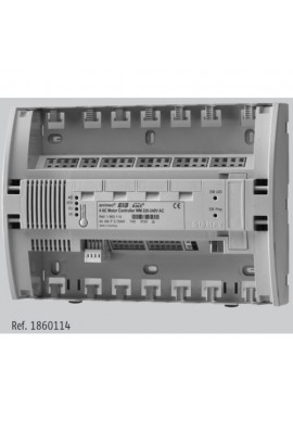 Somfy Motor controller 4ac KNX WM montage mural 230 Vac  (so 1860114)