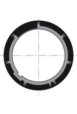 Somfy (x10) Couronne LT 50 tube F-2000 (SO 9410300)