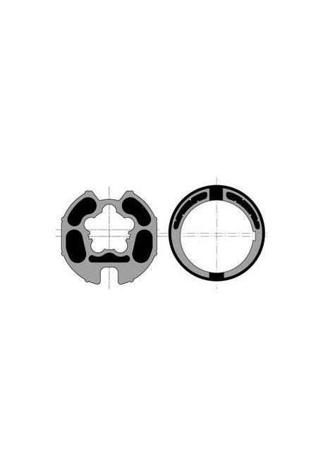 Somfy roue couronne moteur 60 tube 78 goutte ronde 14mm (so 9420326)