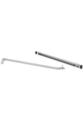 Somfy bras à glissière gris avec visserie pour Axovia Multipro 3S (so 9019893)