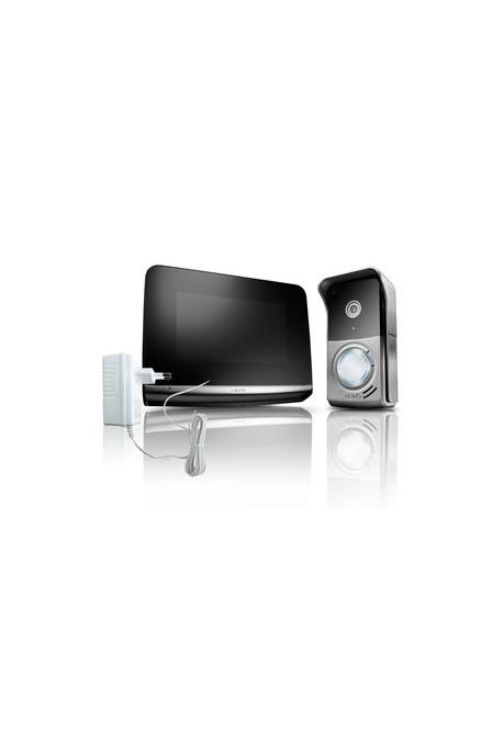 Somfy Visiophone V500 pro Plug and Play noir (so 1870652)