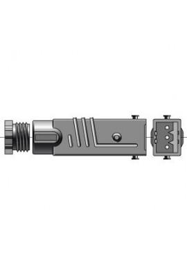 Somfy fiche de raccordement opérateur gris (so 9128037)