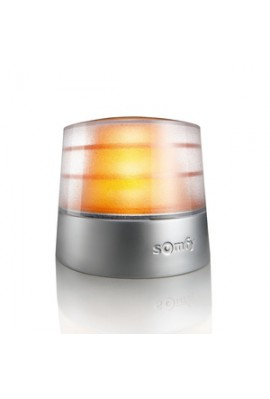 Somfy feu orange led master pro 24 V avec antenne RTS (so 9026384)
