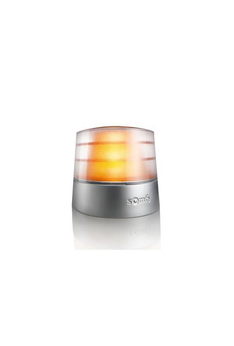 Somfy feu orange led master pro 24 V avec antenne io (so 9026830)