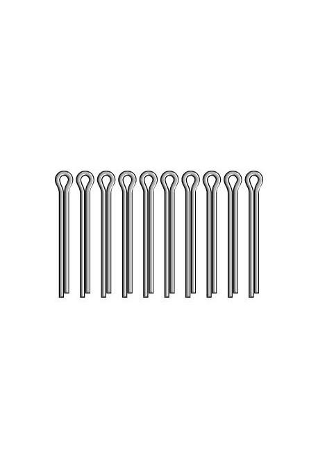 Somfy sachet de 10 goupilles diamètre 3,5mm (so 9127864)