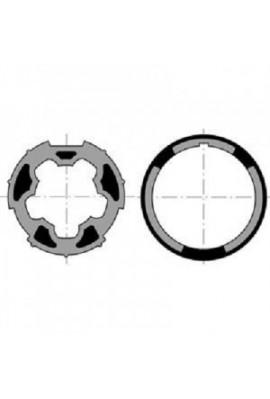 Somfy roue et couronne moteur diam.50 tube ATES diam.57 (so 9410382)