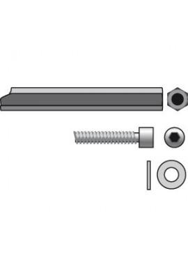 Somfy rallonge sortie de caisson axe hexa 7mm long 330 mm (so 9420659)