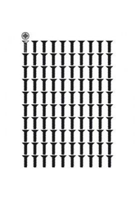 Somfy vis plastites 5x16 (x 100) (so 9670013)