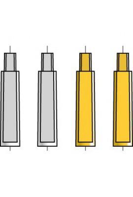 Somfy rallonges pour système fins de course LT 50 et LT 60 (so 9703956)