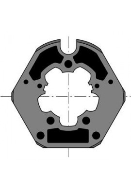 Somfy roue moteur diam.50 tube Llaza diam.70 à ogive (so 9410406)
