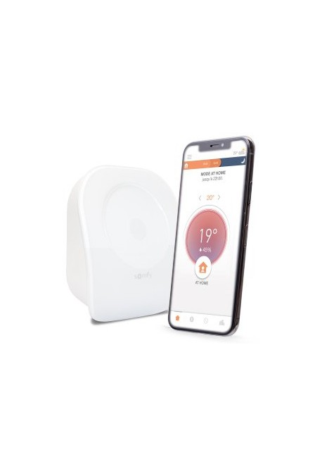 Somfy Thermostat connecté filaire V2 (so 1870774)