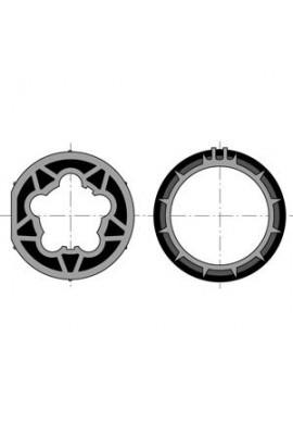 Somfy Jeu roue couronne moteur diam.50 tube ø 63 x 1,5 (so 9410317)