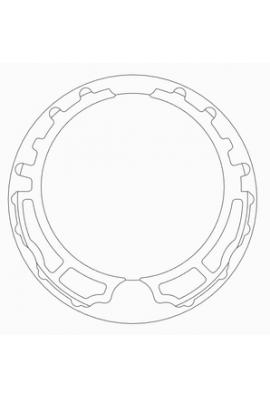 Somfy couronne moteur diam.60 tube rollerbat 80 (so 9019557)