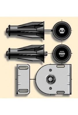 SOMFY Embout palier intermédiaire pour tube 50 (SO 9410654)