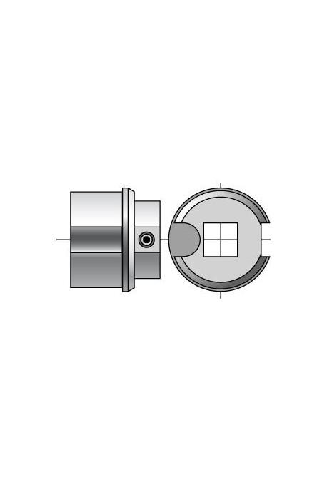 Somfy embout sans axe pour tube diamètre 40mm (so 9129630)